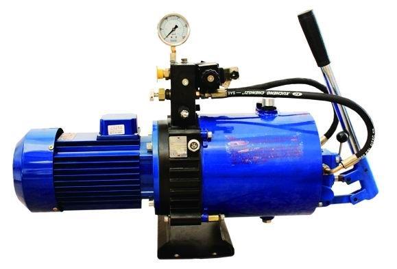 液压油泵总成图片